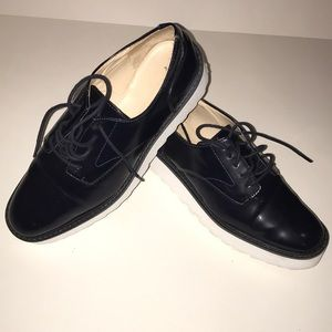 Zara Basic Platform Shoe